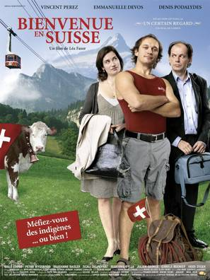 Bienvenue en Suisse - French poster (thumbnail)
