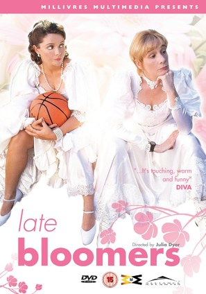 Late Bloomers - British DVD cover (thumbnail)