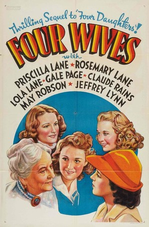 Four Wives - Movie Poster (thumbnail)