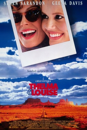 Thelma And Louise - Movie Poster (thumbnail)