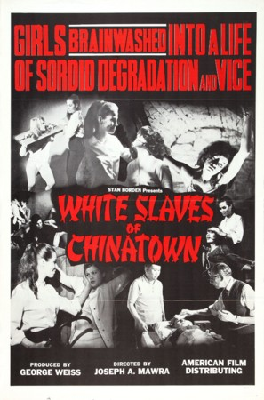 White Slaves of Chinatown - Movie Poster (thumbnail)