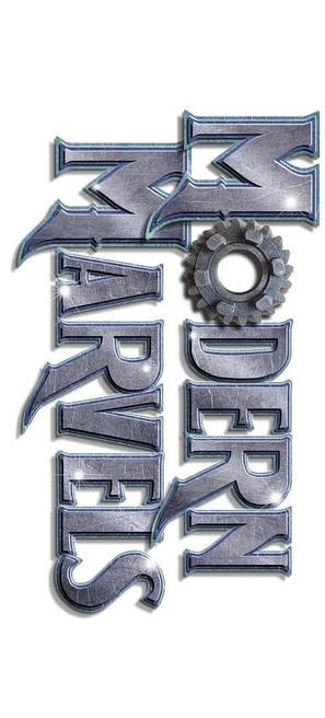 """Modern Marvels"" - Logo (thumbnail)"