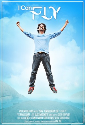 I Can Fly - Indian Movie Poster (thumbnail)