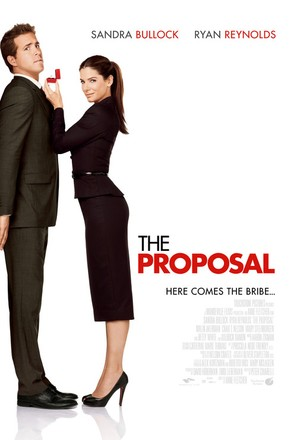 The Proposal - Movie Poster (thumbnail)