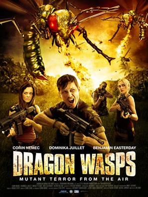 Dragon Wasps - Movie Poster (thumbnail)