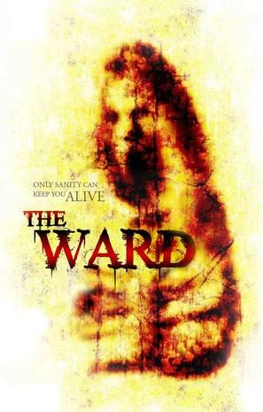 The Ward - Movie Poster (thumbnail)
