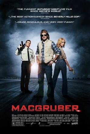 MacGruber - Movie Poster (thumbnail)
