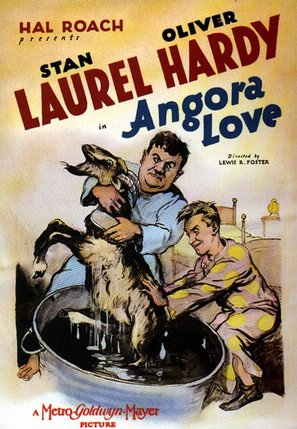 Angora Love - Movie Poster (thumbnail)