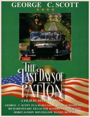 The Last Days of Patton - Movie Poster (thumbnail)