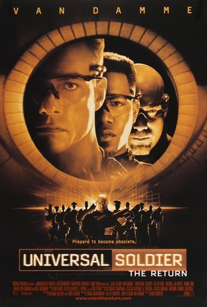 Universal Soldier 2 - Movie Poster (thumbnail)