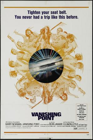 Vanishing Point - Movie Poster (thumbnail)
