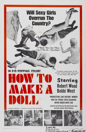 How to Make a Doll - Movie Poster (thumbnail)