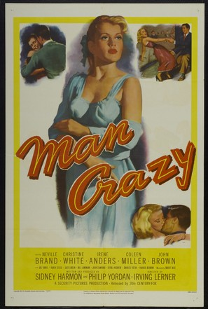 Man Crazy - Movie Poster (thumbnail)