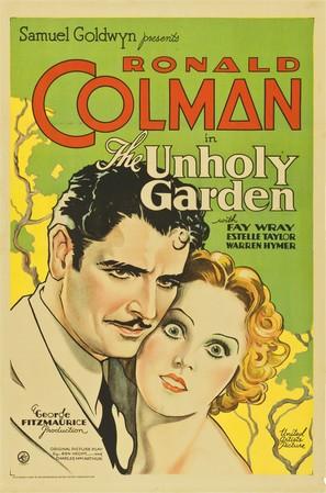 The Unholy Garden - Movie Poster (thumbnail)