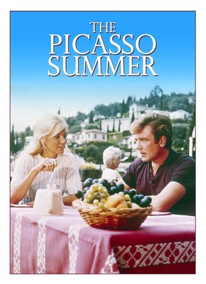The Picasso Summer - Movie Poster (thumbnail)