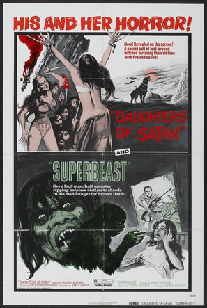 Daughters of Satan - Combo poster (thumbnail)