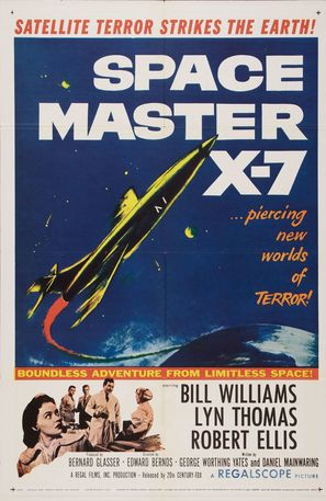 Space Master X-7 - Movie Poster (thumbnail)