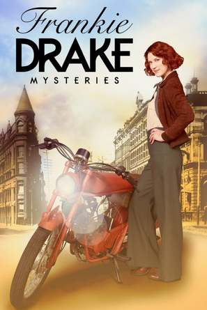 """Frankie Drake Mysteries"" - Canadian Movie Cover (thumbnail)"