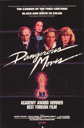 La diagonale du fou - Movie Poster (thumbnail)