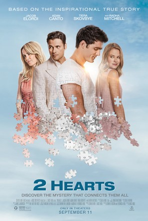 2 Hearts - Movie Poster (thumbnail)