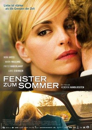 Fenster zum Sommer - German Movie Poster (thumbnail)