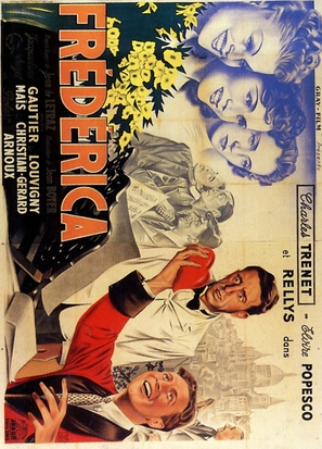 Frèdèrica - French Movie Poster (thumbnail)