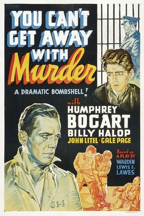 You Can't Get Away with Murder - Movie Poster (thumbnail)