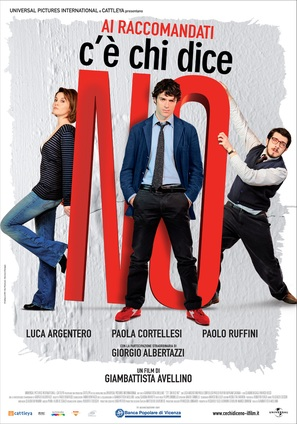 C'è chi dice no - Italian Movie Poster (thumbnail)
