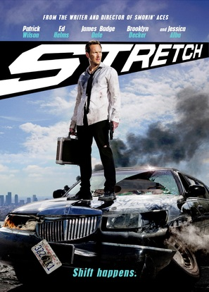 Stretch - DVD cover (thumbnail)