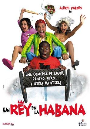 Rey en La Habana, Un - Spanish poster (thumbnail)