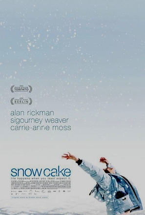 Snow Cake - Movie Poster (thumbnail)
