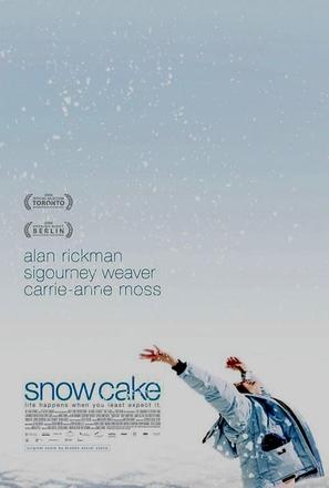Snow Cake - Movie Poster (thumbnail)