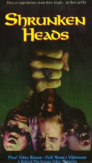 Shrunken Heads - Movie Cover (thumbnail)