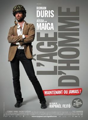 Âge d'homme... maintenant ou jamais!, L' - French Movie Poster (thumbnail)