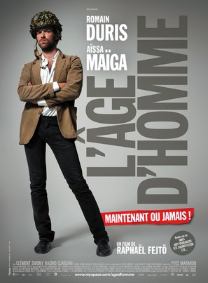 Âge d'homme... maintenant ou jamais!, L' - French Movie Poster (thumbnail)