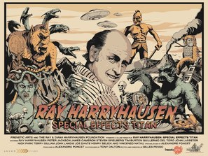 Ray Harryhausen: Special Effects Titan - British Movie Poster (thumbnail)