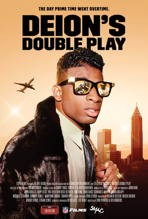 """30 for 30"" Deion's Double Play - Movie Poster (thumbnail)"