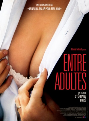 Entre adultes - French poster (thumbnail)