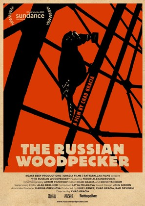 The Russian Woodpecker - Movie Poster (thumbnail)