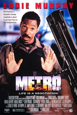 Metro - Movie Poster (thumbnail)