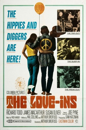 The Love-Ins - Movie Poster (thumbnail)