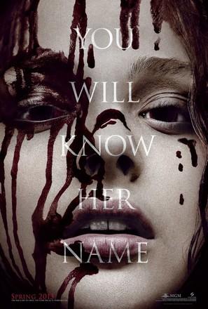 Carrie - Teaser movie poster (thumbnail)