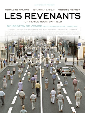 Les revenants - French Movie Poster (thumbnail)