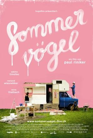 Sommervögel - Swiss Movie Poster (thumbnail)