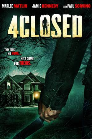 4Closed - DVD movie cover (thumbnail)