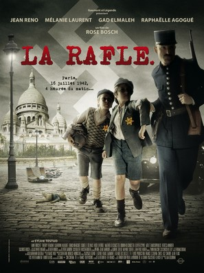 La rafle - French Movie Poster (thumbnail)