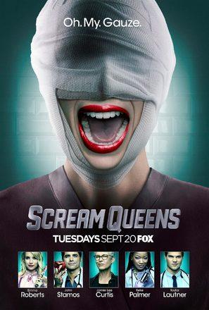 """Scream Queens"" - Movie Poster (thumbnail)"