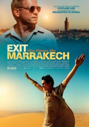 Exit Marrakech - German Movie Poster (thumbnail)