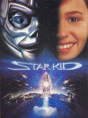 Star Kid - Movie Poster (thumbnail)