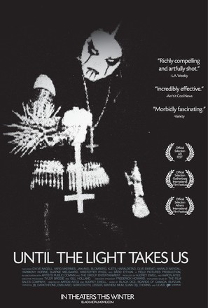 Until the Light Takes Us - Movie Poster (thumbnail)